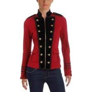 Denim & Supply Ralph Lauren Womens Military Jacket